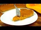 Американский тыквенный пирог/Pumpkin pie