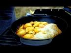 ДЫМЛЯМА и без мяса шикарное овощное блюдо в казане (веган рецепт)