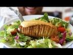 Картошка гармошка | красивый и простой рецепт