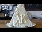 Творожная Пасха из тофу без выпечки