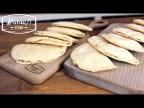 Сочники с творогом тофу | постный рецепт