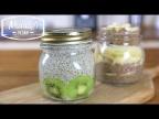 ГОТОВИМ ЧИА ПУДИНГ | семена чиа | (веган рецепт)