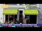Веганская индейка, сыр, колбаски, пицца... | Михаил Веган | VLOG
