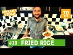 How to make FRIED RICE | Михаил Vegan | (постный рецепт) / ЖАРЕНЫЙ РИС
