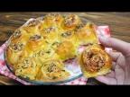Слоеный пирог Семейный с сыром. Быстрый и простой сырный пирог