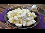 Ленивые вареники без муки и замеса руками за 5 минут (диетический завтрак)