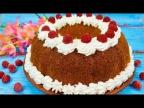 Пасхальная РОМОВАЯ БАБА со вкусом бисквита (без замеса руками), рецепт Эктора Хименес-Браво