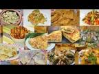 Постное меню. Постные блюда (20 рецептов) Обзор.