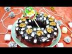 Рождественский ПОЛЬСКИЙ КЕКС с маком, изюмом и орехами (простой рецепт)
