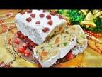 Рождественский немецкий штоллен - чудо-рецепт!