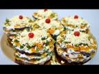 Печеночные мини-тортики - бюджетно, вкусно и красиво!