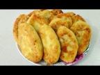 Секрет МЯГКИХ пирожков на сковороде с картофелем и печенью