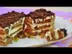 СУПЕРСКИЙ торт БЕЗ ВЫПЕЧКИ из пряников\ Сливочно-сметанный КРЕМ