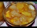 Вкусное грушево -яблочное варенье