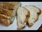 Очень вкусное куриное филе с творогом