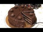 """Торт """"Шоколад"""",это всегда вкусно/CHOCOLATE CAKE"""