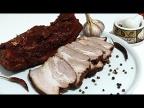Домашний рецет вкусной подчерёвины, грудинки/Homemade recipe of delicious pork belly