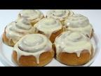 """"""" СИННАБОНЫ """" Американские булочки с корицей и кремом /American cinnamon rolls """"Cinnabon"""""""