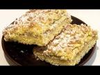 Простой рецепт ВКУСНОГО ПЕЧЕНЬЯ С МЕРЕНГОЙ./Nut Meringue Cookies