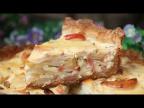 ТОТ САМЫЙ Яблочный Пирог, от Которого ВСЕ Без Ума! Цветаевский Пирог с Яблоками для Худеющих!