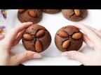 Ешь и Худей! БЕЗ Сахара и Масла! Два Изумительных Рецепта Миндального Печенья!