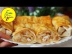 Ленивые Пирожки из Лаваша с Капустой. Ешь и Худей. ПП Рецепт