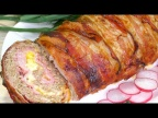 Смешиваю ФАРШ со специями готовлю праздничный УЖИН!