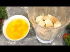 Ленивый ЗАВТРАК из простых продуктов по-новому! 4 варианта одного рецепта за 4 минуты!