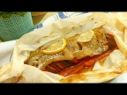 Как я готовлю рыбу летом? Просто заворачиваю в пергамент!