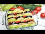 Два рецепта запеканок с овощами и мясом для летнего обеда или ужина.