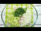 Вот как нужно готовить летом - побольше овощей и зелени.