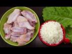 2 ДЕШЕВЫХ рецепта УЖИНА с куриными КРЫЛЫШКАМИ!