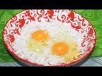 Просто перемешиваю с яйцами и отправляю на сковороду, ужин за 5 минут готов.