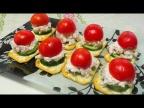 Закуска из тунца! Угощала неожиданных гостей - так понравилось что приготовлю и на Новый Год! (2020)
