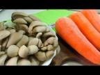 Острый салат на каждый день! Просто Грибы и Морковь, но как же вкусно сочетаются!