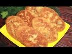 Картофельные Пирожки с начинкой - легко приготовит даже начинающая хозяйка