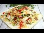 Новый Рецепт Салата из Пекинской Капусты, приготовлю такой на Новый Год 2020