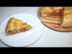 Пирог Улитка - проще не бывает
