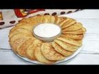 Нежнейшие картофельные оладьи (Драники, Деруны)