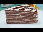 Торт за 30 минут без Выпечки. Торт на Сковороде