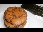 Самое ШОКОЛАДНОЕ Треснутое Печенье Брауни