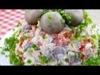 Простой салат с Шикарным вкусом