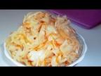 5 секретов квашеной капусты. Лайфхак - хрустящая капуста без слизи и горечи