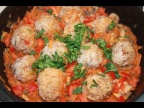 Рисовые Шарики с Овощами. Постное блюдо из риса и овощей