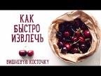 Как быстро достать косточку из вишни [Рецепты Bon Appetit]