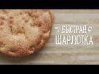 Быстрая шарлотка [Рецепты Bon Appetit]