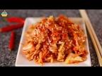 КИМЧИ по-корейски. Улетная закуска пальчики оближешь из пекинской капусты.