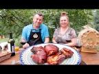 Как приготовить РУЛЬКУ ПО-ЧЕШСКИ или ВЕПРЕВО КОЛЕНО. Вкуснейшее мясо в домашних условиях.
