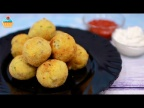 Вкусная ЗАКУСКА под фильм) Картофельные шарики или бомбочки с грибами.