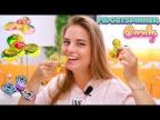 Как сделать сладкий Спиннер / DIY Candy Fidget Spinners.